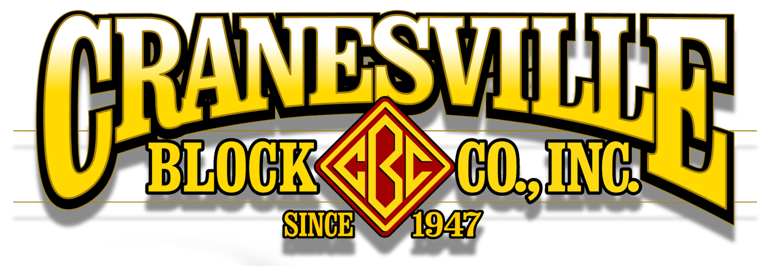 Cranesville Block Co., Inc. - Logo